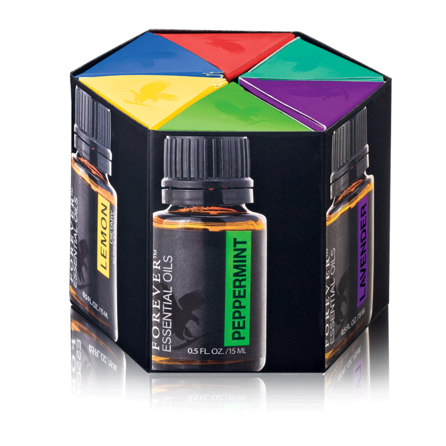 Forever™ Essential Oils Bundle